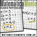 Profesores de matemática   matemáticamente   clases particulares