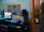 Mikrofon recording studio - estudio de grabación
