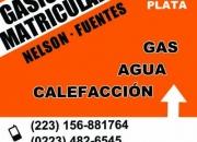 INSTALACIONES SANITARIAS GAS - AGUA - CALEFACCION 156-881764-MAR DEL PLATA