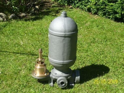Bomba de ariete centragua