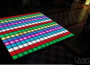 Pista piso led 16millones decolores* liverpool …