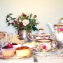 Tortas, tartas, mesas dulces y mas en Brown & Williams - Servicios de Té