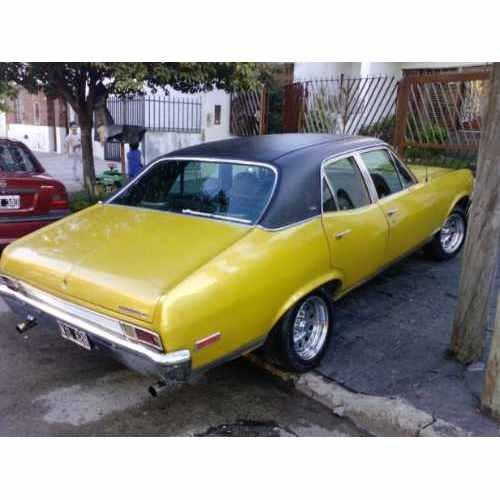 Chevy unico, liquido
