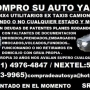 COMPRA DE AUTOS YA INHIBIDOS PRENDADOS CUALQUIER ESTADO Y MODELO FUNCIONE O NO.