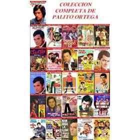 Palito ortega coleccion completa en 26 dvd