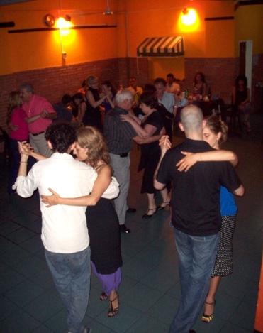 Clases de tango caballito