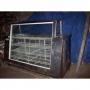 Vendo heladera exhibidora-vitrina, motor 1/2 hp