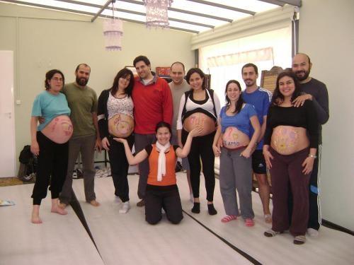 Yoga para embarazadas en villa lugano