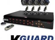 Gematech - Sistema de videovigilancia Hogar y Empresa