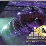 Esferas espejadas y de Led´s para eventos