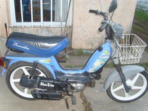Vendo zanella new fire 50cc