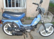 Vendo zanella new fire 50cc