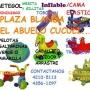 alquiler plaza blanda $80 /$100 /$120