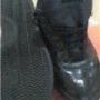 vendo zapatillas de cuero topper nº 40 negras