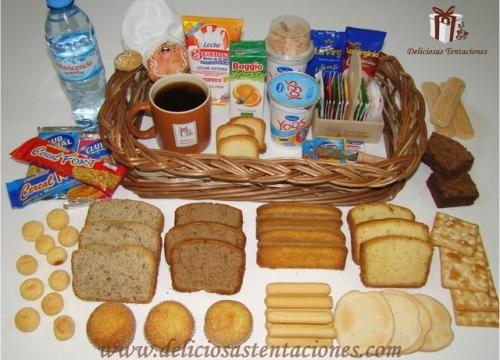 Desayunos a domicilio - quilmes