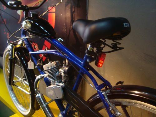 Fotos de Bicimoto 48cc 2 tiempos, bici a motor nitrox mod. classic 3