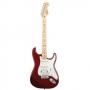 Guitarra Fender Stratocaster Mejicana Rojo Cereza
