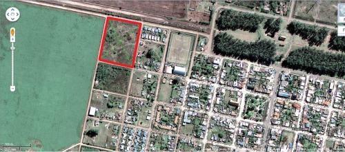 Vendo terreno 100x150m en angelica ar$180.000
