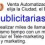 Campañas Publicitarias por Teléfono