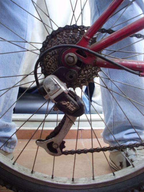 Bicicleta bianchi de mtb