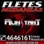 FLETES EN CORDOBA.ALINSTANT MUDANZAS