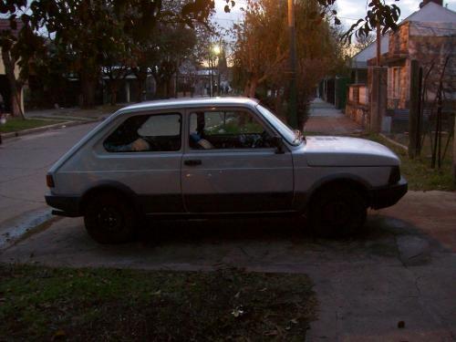 Fiat 147 spazio tr '93 con gnc - temperley