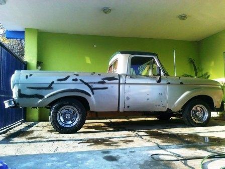 Ford v8 f100
