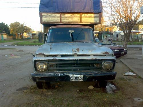 Fotos de Vendo camioneta f-100 gnc 2