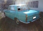 Peugeot 404 diesel 1978 excelente estado, nunca taxi