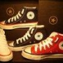 zapatillas converse all star!!!
