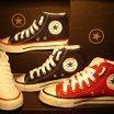 Zapatillasconverse all star!!! segunda mano  Buenos Aires