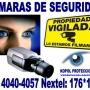 Cámaras de Seguridad IP Vigilancia por internet en vivo