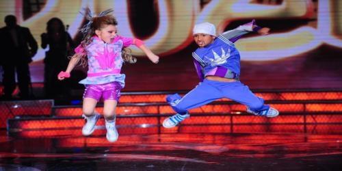 Clases de danza jazz niños, hip hop kids