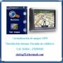 Garmin para celulares. Actualizacion mapas GPS sistema Garmin. - Rosario