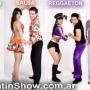 SHOW LATINO PARA FIESTAS, EVENTOS, CASAMIENTOS, 15 AÑOS, SHOW DE SALSA, REGGAETON, DISCO, MAJO Y DANI