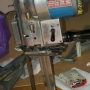 cortador de ropa , taller de corte