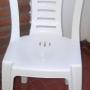 alquiler de sillas de plastico para eventos! a solo $2
