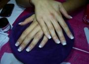 Belleza de manos y pies...uñas esculpidas con tips