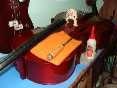 Reparacion y calibracion de guitarras