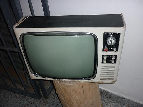Tv noblex17 antiguo televisor noblex 17