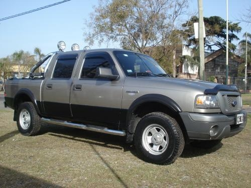 Ford ranger 2009 xl 3.0 td plus con accesorios lista para transferir!
