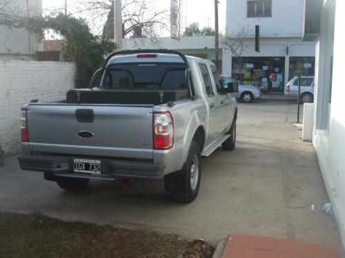 Vendo ford ranger doble cabina xl plus