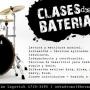 CLASES DE BATERÍA EN ZONA NORTE