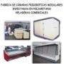 FABRICA DE CAMARAS FRIGORICAS TECNOFRED INSTALACIONES COMERCIALES Y EQUIPAMIENTO GASTRONOMICO