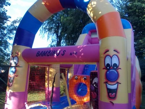 Alquiler de inflables, metegol y ping pong 0341 - 4572911