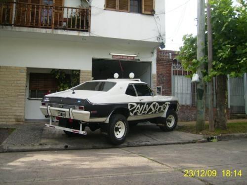 Chevrolet coupé chevy 250 ss 4x4 todo terreno