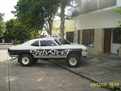 Fotos de Chevrolet coupé chevy 250 ss 4x4 todo terreno 2