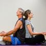 Yogaterapia para parejas.