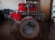 Bateria Pearl 6 cuerpos Session Series