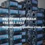Baterias 12X180 Willard al mejor precio UB1240